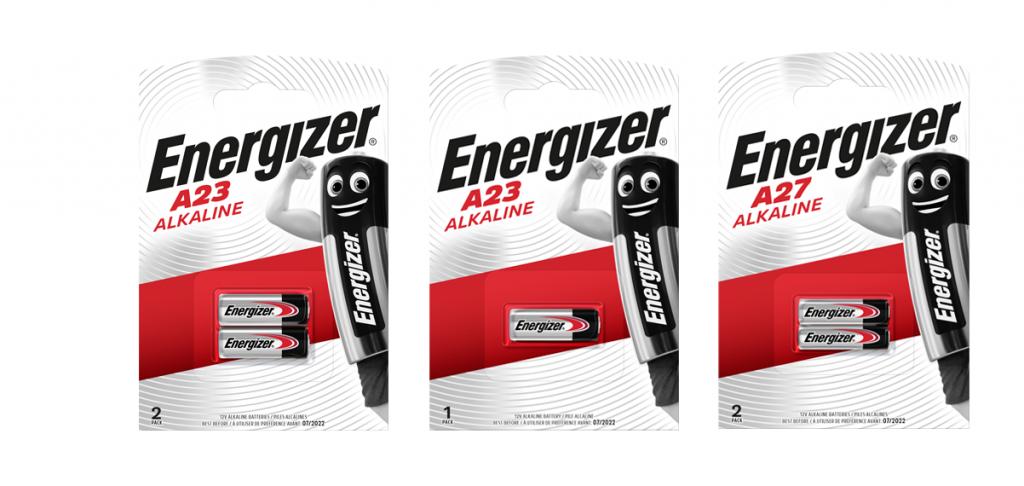 Energizer_A23_A27_E23A_Alkaline, erikoisparistot